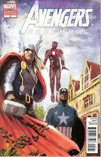 AVENGERS ASSEMBLE #2 ART APPRECIATION VARIANT COVER MARVEL COMIC BOOK NEW THOR 1