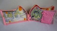 Vintage 1993 Mattel Disney Snow White and the Seven Dwarfs Cottage Toy Case