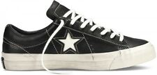 NIB Converse by John Varvatos One Star Ox Black/Turtledove 145368C US Mens 10