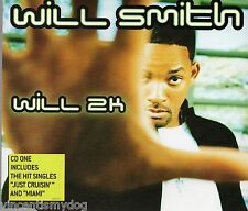 WILL SMITH - WILL 2K (3 track CD single)