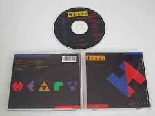 HEART/BRIGADE(CAPITOL CDP 7918202+CDESTU 2121) CD ALBUM