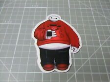 BIG HERO RED  SHOES Sticker Decal Bumper Stickers Actual Patterns NEW