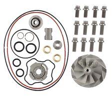 Powerstroke 7.3L Turbo Banks Compressor Wheel & Upgraded Rebuild Kit TP38 GTP38