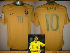 Brazil Brasil Nike KAKA Football Soccer Shirt Jersey Adult Small Orlando City Y