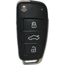 Audi Complete Genuine 3 Button Remote Fob Key A4 and A4 Cabrio 8E0837220Q