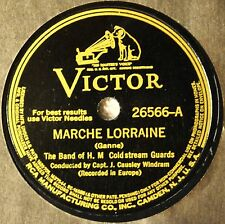 Band of the HM H.M. Coldstream Guards Marche Lorraine 78 NICE Pere de Victoire