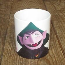 The Count Sesame Street The Muppets MUG
