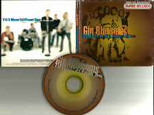 GIN BLOSSOMS Til I hear it from you  USA 1992 PROMO Radio DJ CD Single