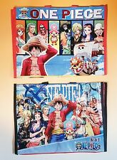 One Piece Luffy Chopper Japan Anime Manga Printed Tote Bag 2 Pieces Water Proof