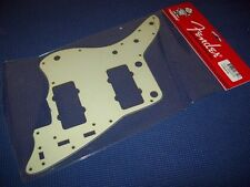 NEW - Fender Pickguard For American Vintage Jazzmaster, MINT GREEN, 005-4451-000