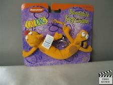 CatDog Bendable Keychain Nickelodeon Toy Applause 1999 NEW
