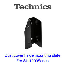 New Technics Parts Dust cover hinge mounting plate For SL-1200 DJ Turntable