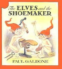 The Elves And The Shoemaker (Turtleback School & Library Binding Editi-ExLibrary