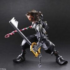 SQUARE ENIX KINDOM HEARTS II SORA HALLOWEEN TOWN VERSION FIGURE NIB Authentic