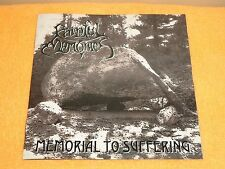 Painful Memories - Memorial To Suffering - CD, 2006 Solitude Productions. Import