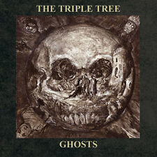 The Triple Tree-Ghosts CD Tony Wakeford Andrew King Sol Invictus Death in June