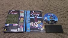 Lunar: Eternal Blue Sega CD Game Complete CIB Tested RARE MINT! USA