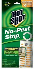 Hot Shot No Pest Strip Kills Flying and Crawling Insects Leaves no Odor