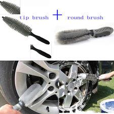 For BMW Portable Multifunction Wheel Rim Tire Brush Cleaning Washing Tool Kit