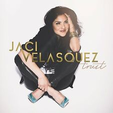 Trust / Confio (2CD) - Jaci Velasquez (2CD, 2017, Integrity, English & Spanish)