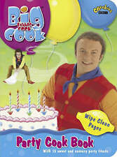 PARTY COOK BOOK : BBC -Big Cook Little Cook  : WH2-R4¬ : PBL : NEW BOOK
