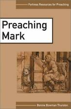 Preaching Mark (Fortress Resources for Preaching)-ExLibrary