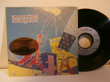 "the rolling stones""going to a gogo""single7""or.fr.pathé:2c00864820.de1982+sticker"