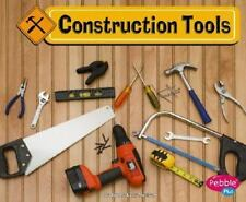 Construction Tools (Pebble Plus: Construction Zone)-ExLibrary