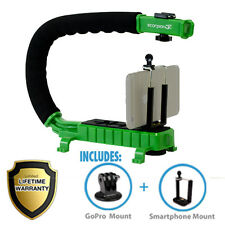 Cam Caddie Stabilizing Scorpion Jr Camera Handle for Sony Nikon Canon GoPro GRN