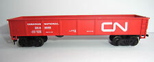 Bachmann ho-US vagones-Canadian National CN 789048-Top-us open Freight Car