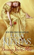 Because You're Mine by Lisa Kleypas, Good Book