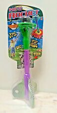 Rocket pop it 20 ammo sheets 15 inch rocket for ages 6+ new in package
