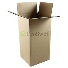 25 5x5x10 Cardboard Packing Mailing Moving Shipping Boxes Corrugated Box Cartons