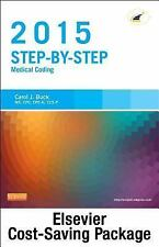 Step-by-Step Medical Coding 2015 Edition - Text and Workbook Package, 1e