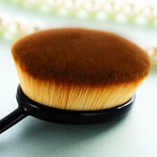 Big Beauty Toothbrush Shaped Foundation Powder Makeup Oval Cream Puff Brushes