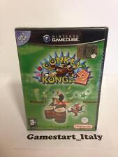DONKEY KONGA 2 (NINTENDO GC GAME CUBE) NUOVO SIGILLATO NEW SEALED