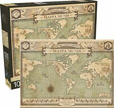 Fantastic Beasts Map 1000 piece jigsaw puzzle  (nm)