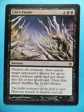 LIFE'S FINALE Sorcery - RARE MAGIC THE GATHERING Trading Card MTG