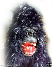 COOL GORILLA FULL FACE SCARY FUNNY LOOK MASK