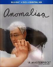 Anomalisa (Blu-ray + DVD + Digital HD)