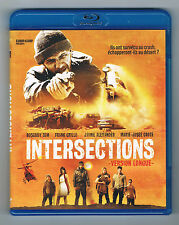 INTERSECTIONS - ROSCHDY ZEM & MARIE-JOSÉE CROZE - BLU-RAY COMME NEUF