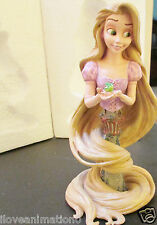 Walt Disney Show Case Collection Mini Bust Tangled Rapunzel LE  0001/3000