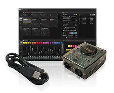 Daslight DVC4 gold dmx logiciel lighting controller disco dj stage light