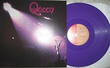 NEU Limited 180g COLOR Vinyl LP Same 1 First S/T - Queen Freddie Mercury