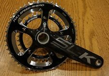 FSA SL-K LIGHT Carbon Crank Set 50/34T 10/11 Speed 175mm BB30/PF30