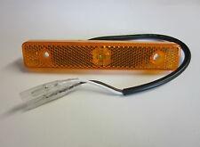 RECTANGLE LED AMBER SIDE MARKER LIGHT - BAILEY UNICORN CARAVANS & MOTORHOMES
