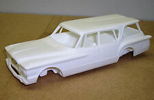 1961 PLYMOUTH VALIANT WAGON KIT  1/25 SCALE RESIN
