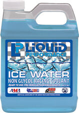 ICE WATER NON GLYCOL RACING COOLANT 64OZ liquid performance