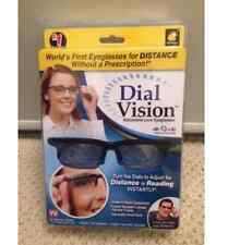 2017 new Dial Vision Adjustable Lens Eyeglasses As Seen On TV
