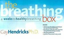 The Breathing Box: 4 Weeks To Healthy Breathing, , Good Book